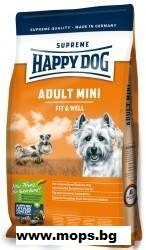 храна за кучета мопс