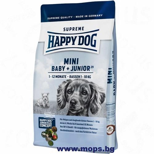 Качествена храна за кучета порода Мопс