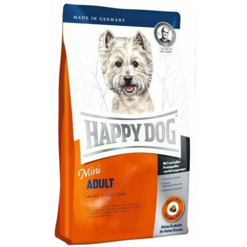 Поръчка и доставка на гранули Happy Dog Германия